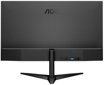 """Монітор AOC 23.8"""" 24B1XH IPS Black; 1920x1080, 250 кд/м2, 7 мс, D-Sub, HDMI"""