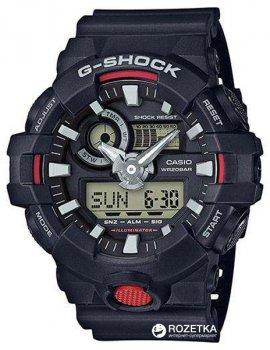 Чоловічий годинник CASIO GA-700-1AER