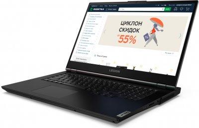 Ноутбук Lenovo Legion 5 17ARH05H (82GN002GRA) Phantom Black