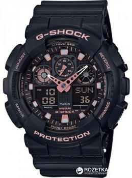 Чоловічий годинник CASIO GA-100GBX-1A4ER