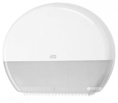 Диспенсер для туалетного паперу TORK у великих рулонах 554000 Білий