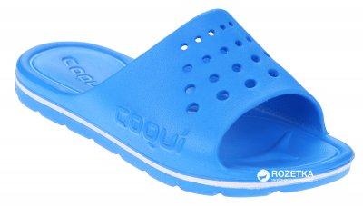 Шлепанцы Coqui 6373 Sea blue