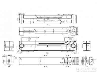Радиатор биметаллический GALLARDO BIHOT 500x96 (10 секций)