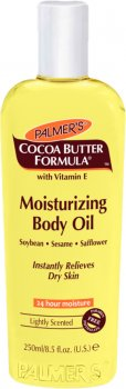 Зволожувальна олія для тіла Palmer's Олія какао 250 мл (010181041709)