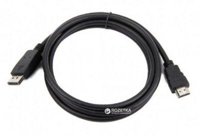 Кабель Cablexpert DisplayPort - HDMI 10 м (CC-DP-HDMI-10M)