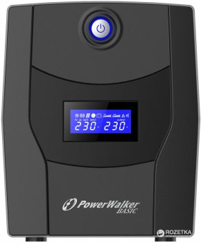 PowerWalker Basic Line-interactive VI 1500 STL (10121076)