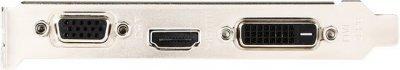 Відеокарта PCI-E 1Gb GeForce GT710 (DDR3) MSI (GT 710 1GD3H LP)