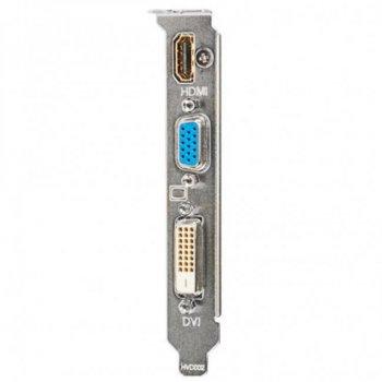 Видеокарта PCI-E 2Gb GeForce GT730 (DDR3) GigaByte (GV-N730D3-2GI)