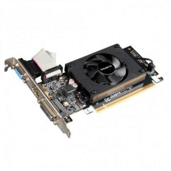 Видеокарта PCI-E 2Gb GeForce GT710 (DDR3) GigaByte (GV-N710D3-2GL)