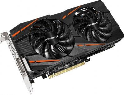 Видеокарта PCI-E 4GB Radeon RX 570 (DDR5) GigaByte (GV-RX570GAMING-4GD)