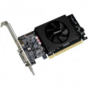 Відеокарта PCI-E GeForce GT710 1GB DDR5 GigaByte (GV-N710D5-1GL)