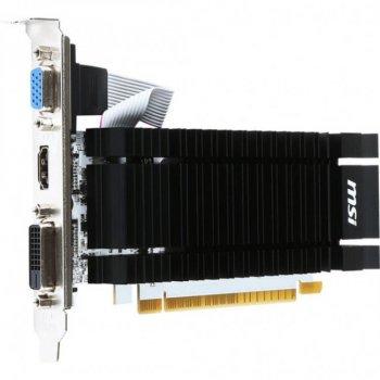 Видеокарта PCI-E GeForce GT730 2GB DDR3 MSI (N730K-2GD3H/LP)