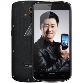 """Мобільний телефон AGM X1 black (white box) 4/64Gb 5.5"""" ЗахищенийIP68 5400мАг NFC (17zp)"""