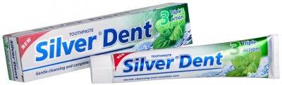 Зубная паста Modum Silver dent Тройное действие 100 мл (4811230015865)