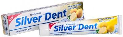 Зубная паста Modum Silver dent Экстра отбеливание с лимоном 100 мл (4811230015858)