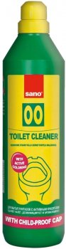 Засіб для миття туалету Sano 1 л (7290000412481)