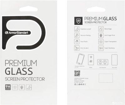 Захисне скло ArmorStandart Premium Evo для Apple iPhone 6S/6 Black (ARM49283-G3D-BK)