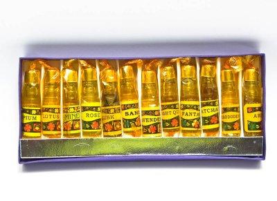 Ароматичні масла набір 12 шт