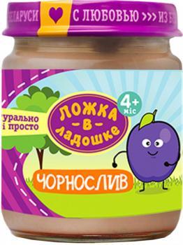 Пюре Ложка в долоньці Чорнослив, 100 г (253851)