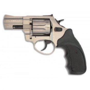 """Револьвер под патрон Флобера STALKER Titanium 2.5"""" черный (GT25S)"""