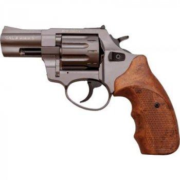 Револьвер под патрон Флобера STALKER Titanium 2.5'' коричневый (GT25W)