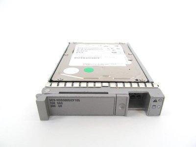 Жесткий диск Cisco 300GB 6Gb SAS 15K RPM SFF HDD/hot plug/drive (UCS-HDD300GI2F105) Refurbished