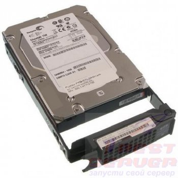 Жорсткий диск Fujitsu SAS-Festplatte 600GB/15k/SAS/LFF ETERNUS DX60/80/90 (CA07237-E062) Refurbished
