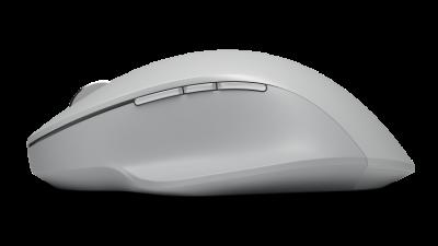 Мышь Microsoft Surface Precision Mouse Light Grey (FTW-00001)