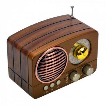 Стильный мини радиоприемник и колонка M-161-BT Meier T_SH30961