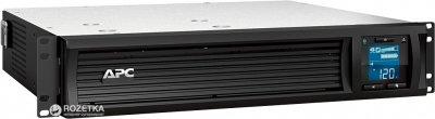 APC Smart-UPS С 3000VA LCD 2U (SMC3000RMI2U)