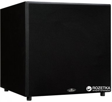 Monitor Audio Monitor MRW-10 Black (SMW10B)