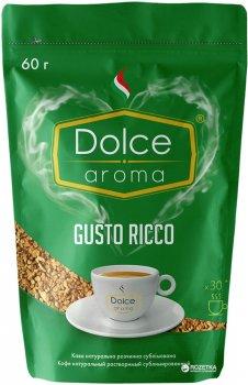 Кофе растворимый Dolce Aroma Gusto Ricco 60 г (4820093481434)