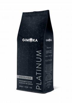 Кава в зернах Gimoka Bar Platinum 1 кг (8003012000213)
