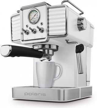 Кофеварка эспрессо POLARIS Adore Crema PCM 1538E