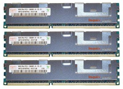 Оперативна пам'ять Fujitsu DDR3-RAM 32GB Kit 4x8GB PC3-10600R ECC 2R (S26361-F4003-L645) Нове