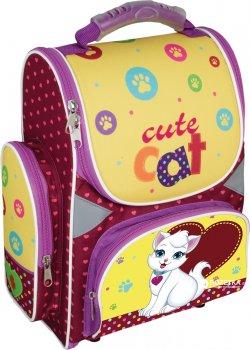 Рюкзак шкільний Сool For School Cute Cat 34х26х12 см 12 л (CF86199)