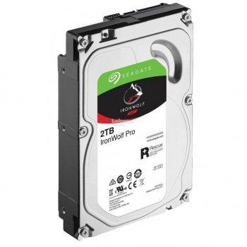 """Жорсткий диск 3.5"""" 2TB SATA Seagate IronWolf Pro NAS (ST2000NE0025)"""