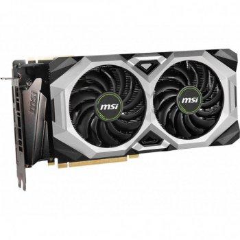 Видеокарта PCI-E GeForce RTX2080 Super 8GB DDR6 MSI (RTX 2080 SUPER VENTUS XS)