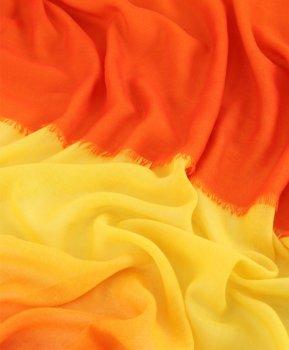 Шаль Trаum 2498-201 Оранжевая 90 х 180 см (2498-201)