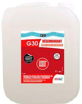 Рідина для промивання систем опалення GEB G30 Desembuant 10 л