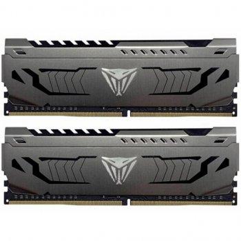 Модуль пам'яті для комп'ютера DDR4 16GB (2x8GB) 3000 MHz Viper Steel Patriot (PVS416G300C6)
