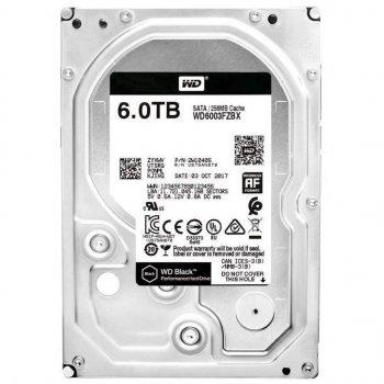 "Жорстку диск 3.5"" 6TB Western Digital (WD6003FZBX)"