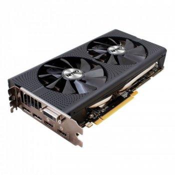 Видеокарта Sapphire Pci-Ex Radeon Nitro+ Rx 470 8G Gddr5 (256Bit) (1121/2000) (2 X Hdmi, 2 X Displayport, Dvi) (11256-02-20G)
