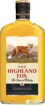 Настойка The Highland Fox 40% 0.5 л (4820139475243)