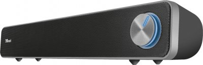 Акустична система Trust Arys Soundbar for PC Black (TR22946)