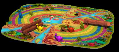 Настільна гра Bombat Game Dino Sport (4820172800231) (0021)