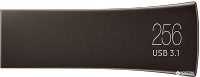 Samsung Bar Plus USB 3.1 256GB Black (MUF-256BE4/APC)