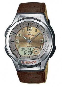 Наручний чоловічий годинник Casio AQ-180WB-5BVEF