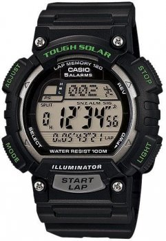 Наручний чоловічий годинник Casio STL-S100H-1AVEF