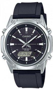 Наручний чоловічий годинник Casio AMW-S820-1AVDF